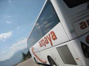autobuses amaya burgos cuevas el soplao