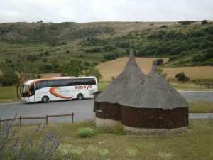 autobuses amaya burgos monumento al pastor