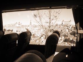 Toledo viajes soñados autobuses amaya Burgos