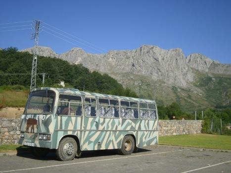 Viaje autobuses amaya León